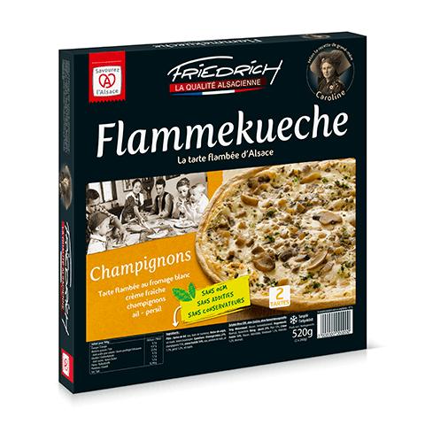 flambee-Champignon