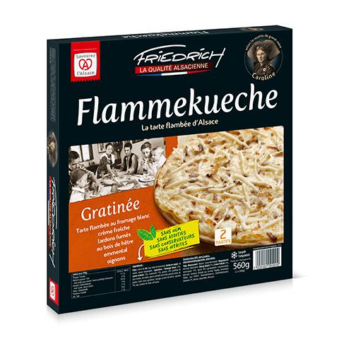 flambee-Gratinee